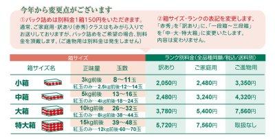 画像1: 【仮注文】王林ご家庭用大箱(26-32玉)